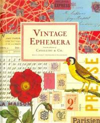 Vintage Ephemera: From the Collection of Cavallini & Co