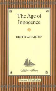 image of Age of Innocence (Collector's Library)