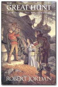 image of The Great Hunt (Wheel of Time)