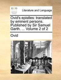 Ovid's Epistles