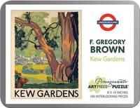 F. Gregory Brown Kew Gardens 100-piece Jigsaw Puzzle