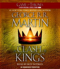 image of A Clash of Kings: A Song of Ice and Fire: Book Two