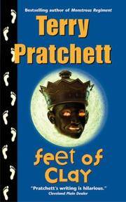 image of Feet of Clay (Discworld)