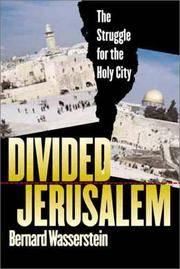 Divided Jerusalem  The Struggle for the Holy City