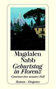image of Geburtstag in Florenz. (German Edition)