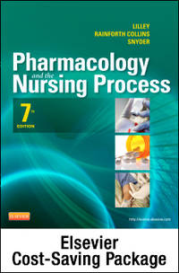image of Pharmacology and the Nursing Process - Text and Elsevier Adaptive Learning (Access Card) and Elsevier Adaptive Quizzing (Access Card) Package, 7e