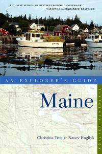An Explorer's Guide [to] MAINE (16th edition)