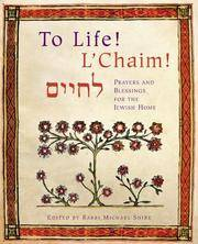 To Life! L'Chaim!