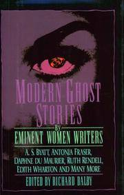 Modern Ghost Stories: By Eminent Women Writers