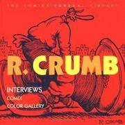 R. Crumb: TCJ Library Vol. 3 (The Comics Journal)