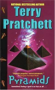 image of Pyramids (Discworld Book 7)