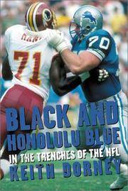 Black and Honolulu Blue: in the Trenches of the NFL