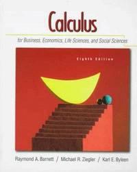 Calculus for business economics life sciences social sciences by image of calculus for business economics life sciences and social sciences fandeluxe Choice Image