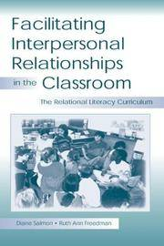 FACILITATING INTERPERSONAL RELATIONSHIP IN THE CLASSROOM