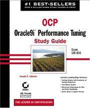 OCP: Oracle9i Performance Tuning Study Guide with CDROM