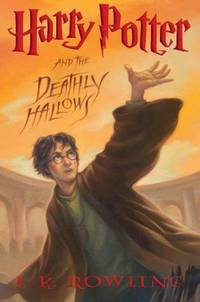 Harry Potter and the Deathly Hallows (Book 7) by J. K. Rowling - Hardcover - 2007-03-01 - from Books Express and Biblio.com
