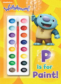 P IS FOR PAINT! - DL
