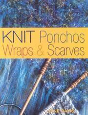 Knit Ponchos, Wraps & Scarves