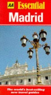 AA Essential Madrid (AA Essential Guides) by  Kathy  Paul; Arnold - Paperback - from MediaBazaar and Biblio.com