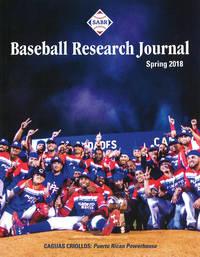 Baseball Research Journal, Spring 2018