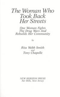 Woman Who Took Back Her Streets