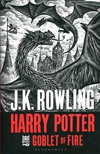 image of Harry Potter and the Goblet of Fire [Paperback] J K Rowling