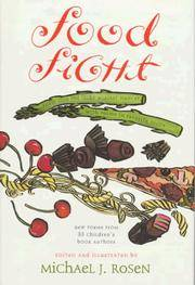 Food Fight: Poets Join the Fight Against Hunger With Poems to Favorite Foods