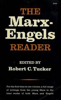 image of The Marx-Engels Reader