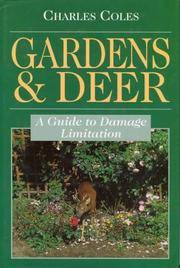 Gardens and Deer: A Guide to Damage Limitation