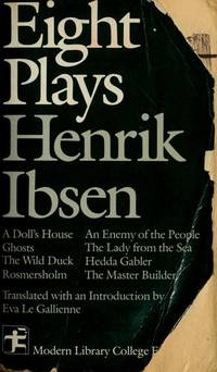 Eight Plays Henrik Ibsen