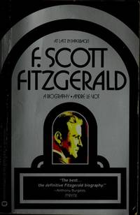 image of F Scott Fitzgerald: A Biography