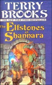 image of The Elfstones Of Shannara (Turtleback School_Library Binding Edition) (The Sword of Shannara)