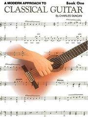 A Modern Approach to Classical Guitar: Book 1 - Book Only (HL00695114)