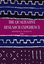 Qualitative Research Experience