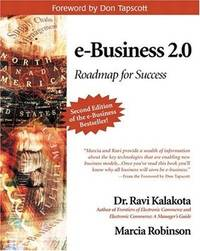 E-Business 2.0: Roadmap for Success (Addison-Wesley Information Technology)