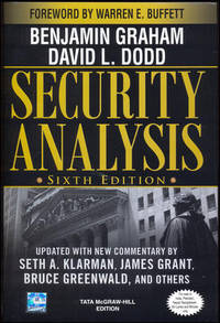 Security Analysis, 6/e 6ED