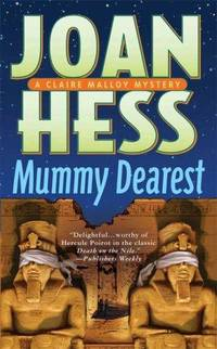 image of Mummy Dearest: A Claire Malloy Mystery
