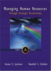 Outlines & Highlights for Managing Human Resources: Through Strategic Partnerships by...