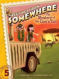 The Mystery of the Lion's Tail (5) (Greetings from Somewhere)