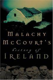 image of Malachy McCourt's History of Ireland