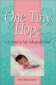 One Tiny Hope  - Signed