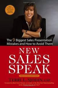New Sales Speak