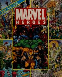 Look and Find: Marvel Heroes (Look and Find)