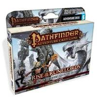 Pathfinder Adventure Card Game: Rise of the Runelords Deck 5-Sins of the Saviors Adventure Deck by   Lone Shark   Games - Hardcover - 2018 - from Fleur Fine Books and Biblio.com