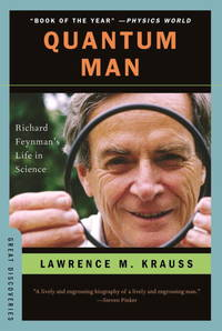 Quantum Man: Richard Feynman's Life in Science (Great Discoveries) [Paperback] Krauss,...