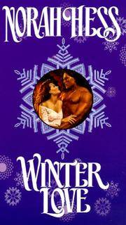 Winter Love by Norah Hess - Paperback - from Discover Books (SKU: 3191830546)