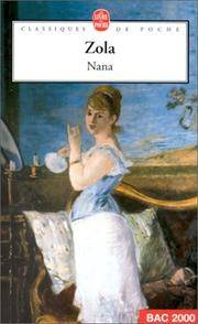 image of Nana (Ldp Classiques) (French Edition)