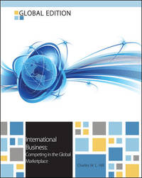 image of International Business: Competing in the Global Market Place
