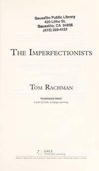 image of The Imperfectionists (Thorndike Reviewers' Choice)
