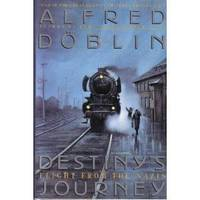 Destiny's Journey by  Alfred Doblin - First American Edition - 1992 - from SK Books (IOBA) (SKU: 000857)